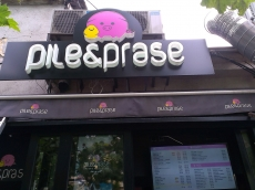 3d svetleca reklama - Firma: Pile i prase - Lokacija: Beograd