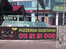 Baner cirada - Firma: Picerija Mesi-Mesi - Lokacija: Beograd