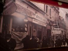 Baner cirada - Firma: Kafana Čaršija - Lokacija: Beograd