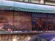 OneWay Vision folija - Firma: Lovac - Lokacija: Beograd