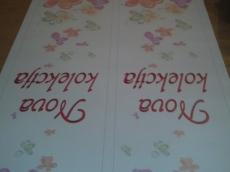 Štampa na papiru - Firma: Elipsa - Lokacija: Beograd