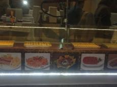 Brendiranje izloga - Firma: Turski restoran Dukat - Lokacija: Beograd