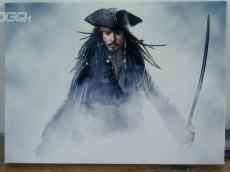 Slika na canvas (slikarskom) platnu