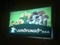 Svetleća reklama - Firma: Jugoinfo - Lokacija: Beograd