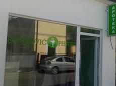 Svetleća reklama - Firma: Apoteka - Lokacija: Beograd
