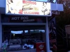 Svetleća reklama - Firma: Burger Plus - Lokacija: Beograd