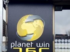 Svetleca reklama-Kladionica PlanetWin 365