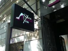 Svetleća reklama - Firma: Shoes and bags - Lokacija: Beograd